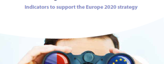 Indicators to support the Europe 2020 strategy :Eurostat 2015 edition