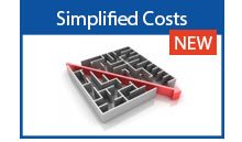How to implement Simplified Costs in concrete? #JAP #UnitCosts #FlatRates  …19&20 October