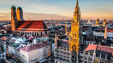 Did you ever go to Munich? #verification #springbreak #seminar