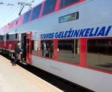 Cohesion Fund upgrades cross-border train services in Lithuania