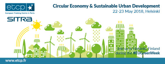 Circular Economy & Sustainable Urban Development