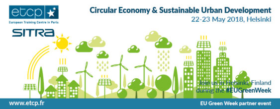Circular Economy & Sustainable Urban Development